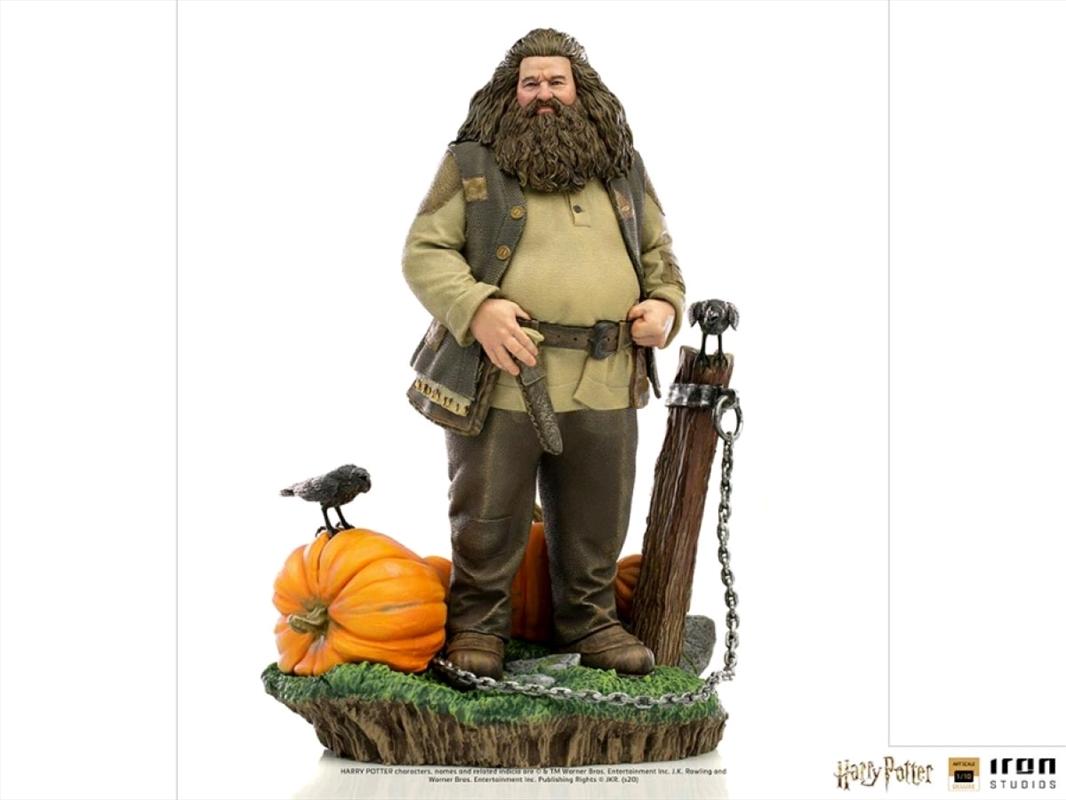 Harry Potter - Hagrid 1:10 Scale Statue   Merchandise