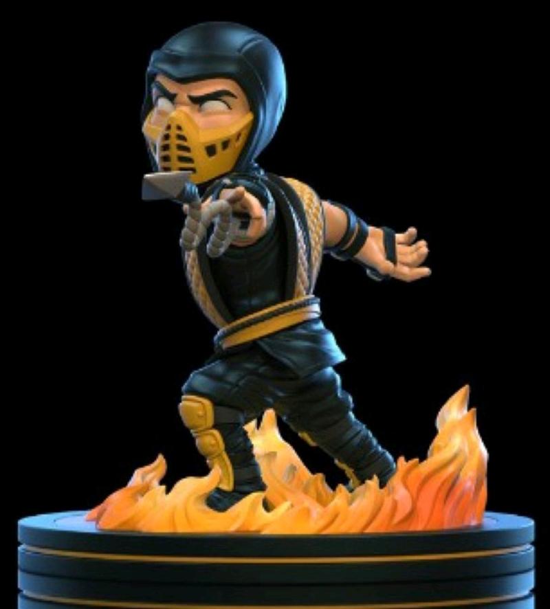 Mortal Kombat - Scorpion Q-Fig | Merchandise