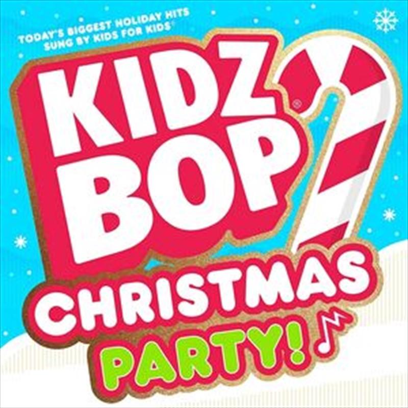 Kidz Bop Christmas Party | CD