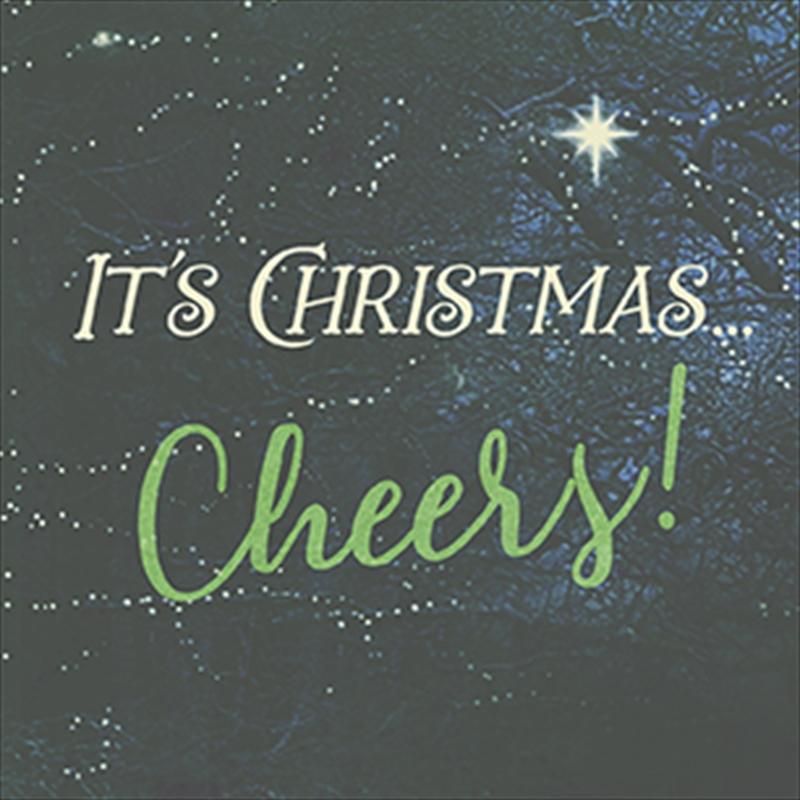It's Christmas Cheers | CD