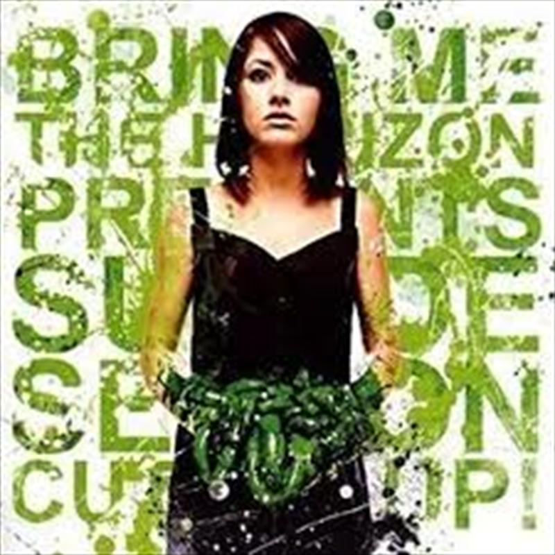 Suicide Season Cut Up | CD