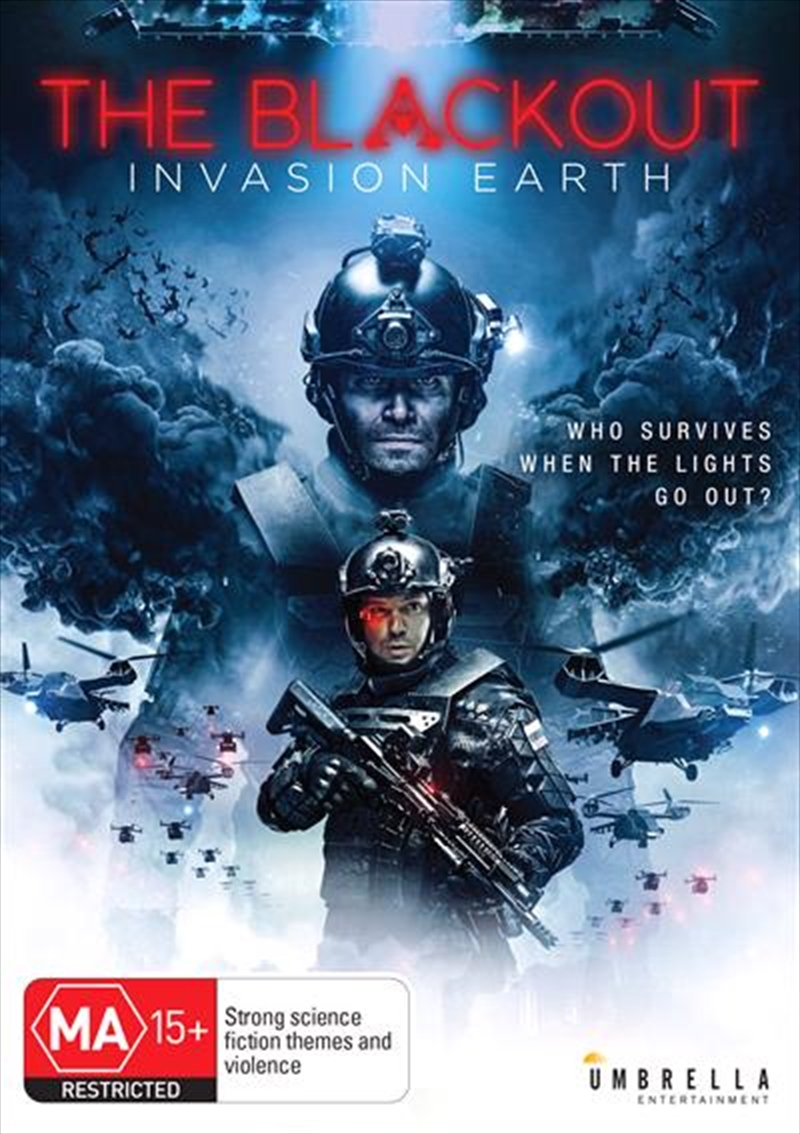 Blackout - Invasion Earth, The | DVD