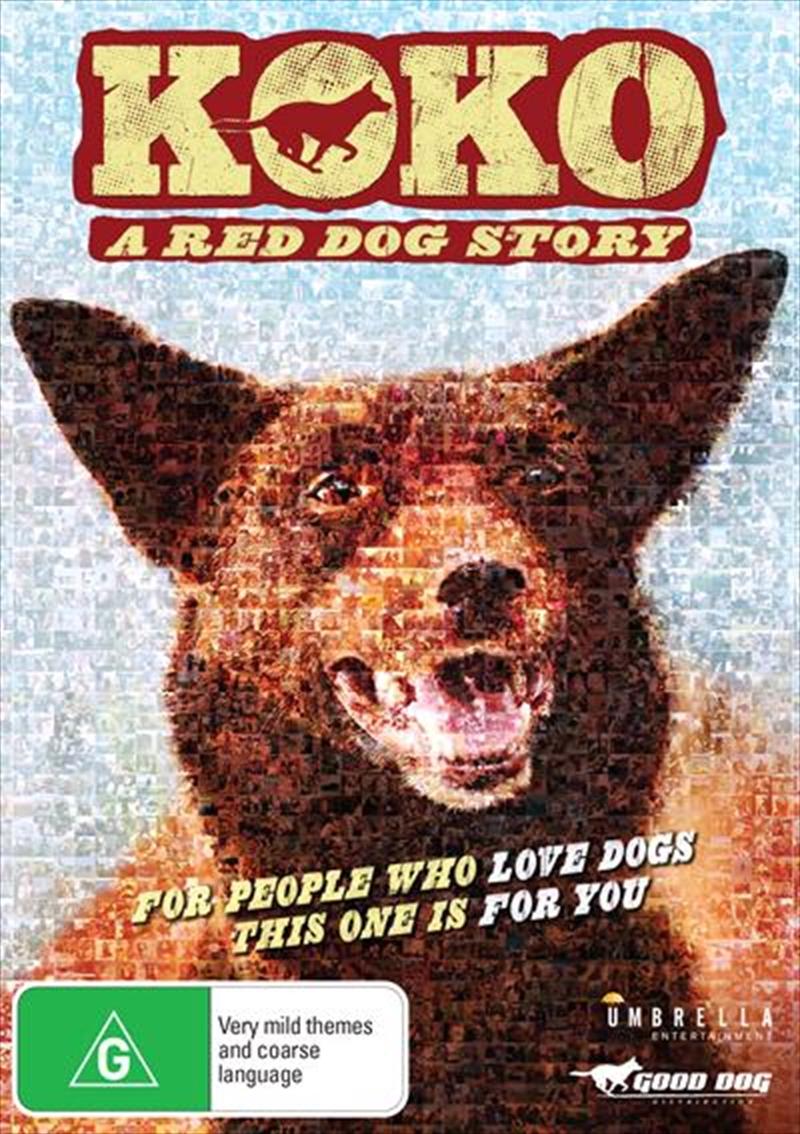 Koko - A Red Dog Story | DVD