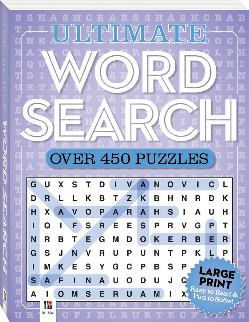 Ultimate Word Search Series 6 | Paperback Book