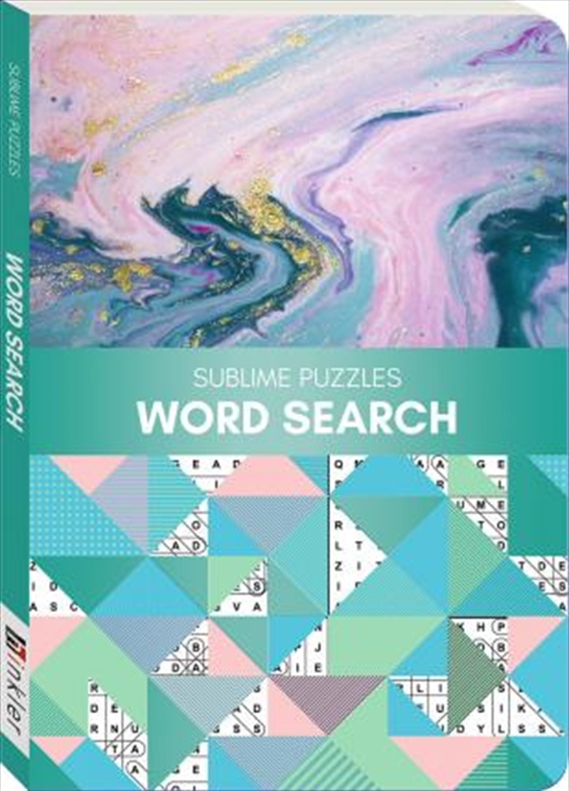 Sublime Puzzles: Word Search Series 2 | Paperback Book