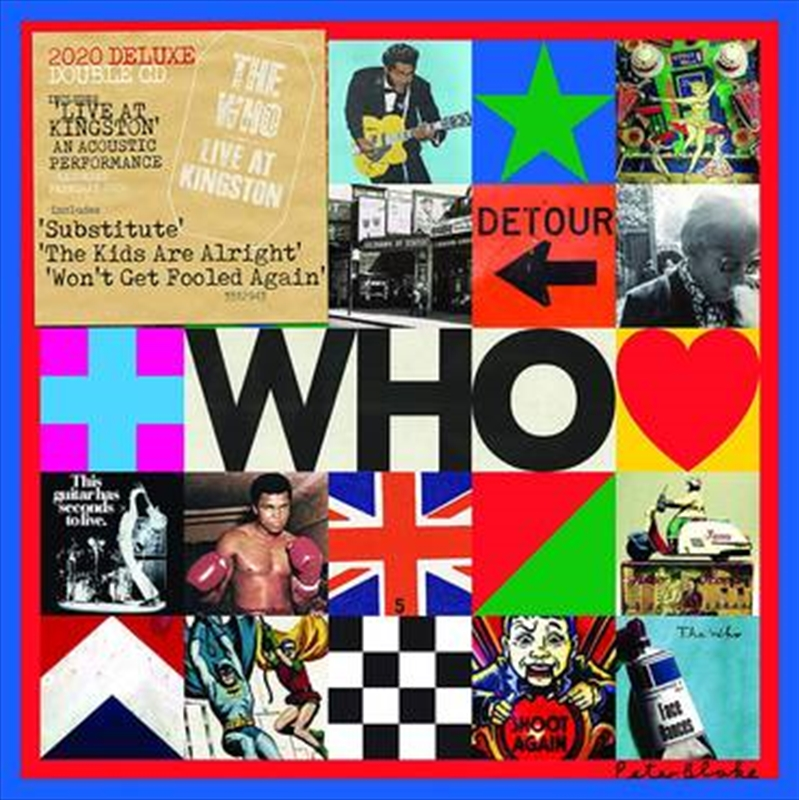 Who - Deluxe And Live At Kingston | CD