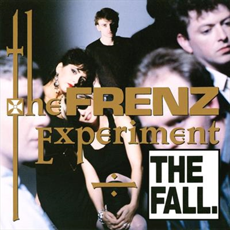 Frenz Experiment - Expanded Edition | CD