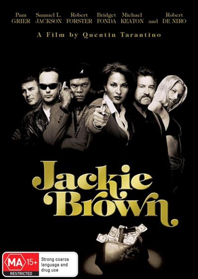 Jackie Brown | DVD