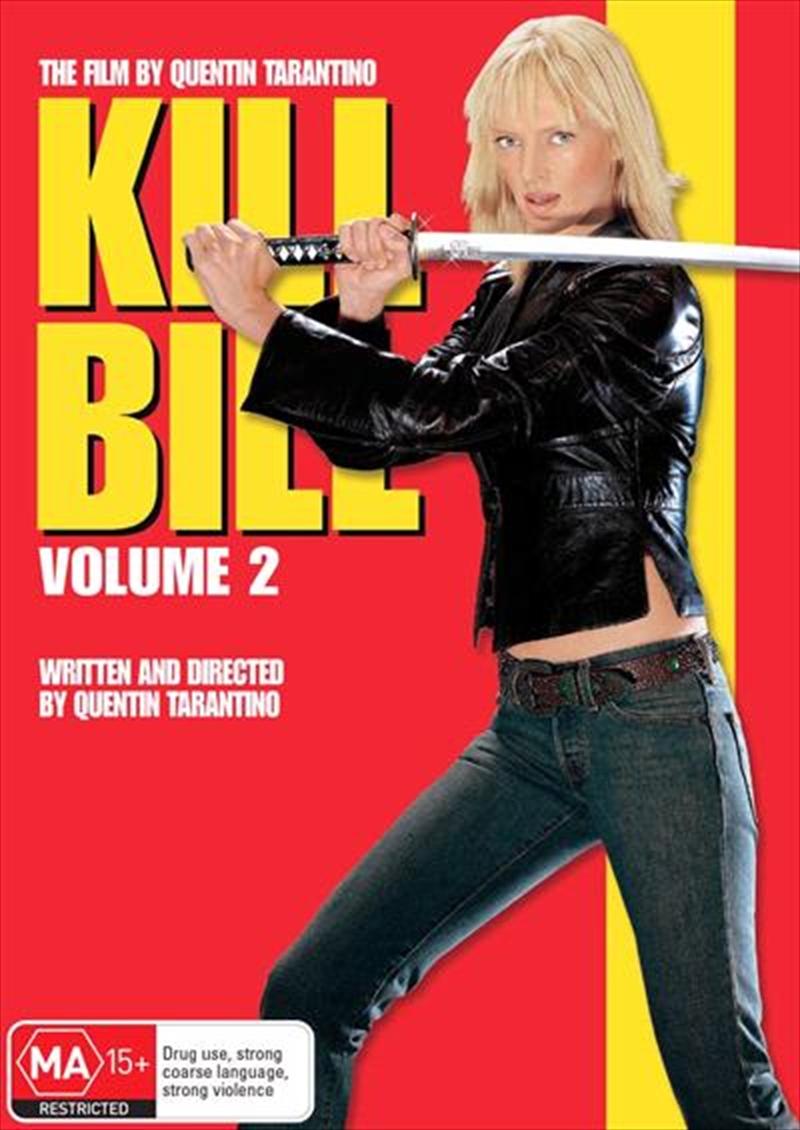 Kill Bill - Vol 2 | DVD