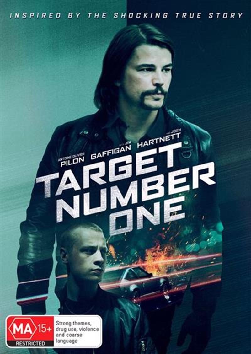 Target Number One | DVD