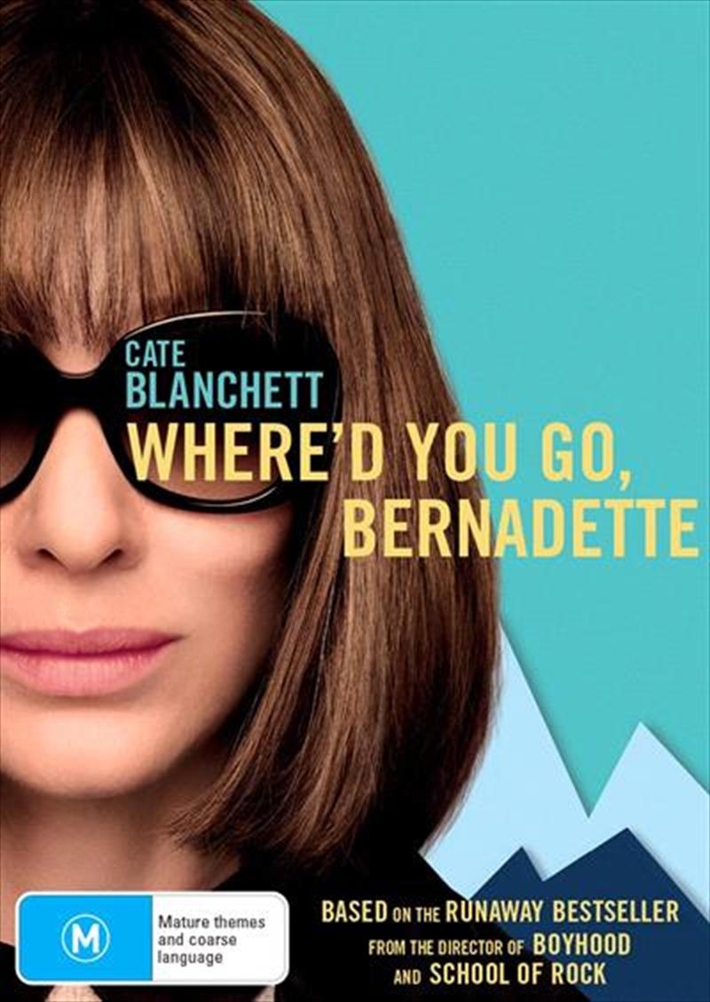 Where'd You Go, Bernadette | DVD