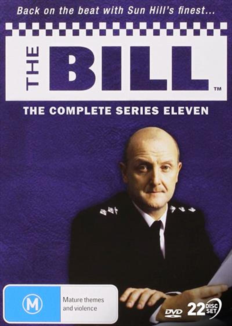 Bill - Series 11, The | DVD