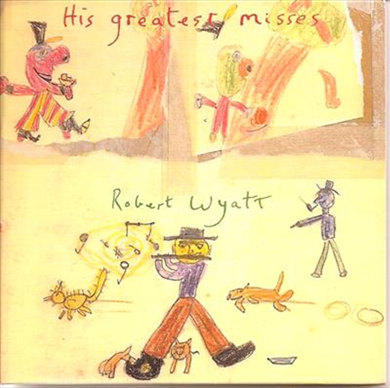 His Greatest Misses | CD