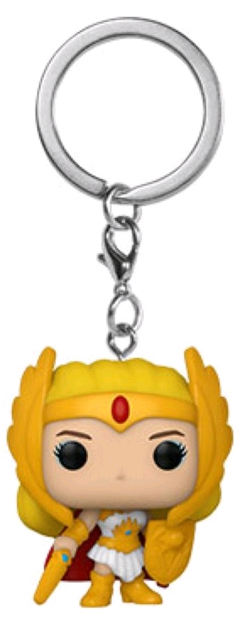 Masters of the Universe - She-Ra Classic Pocket Pop! Keychain | Pop Vinyl