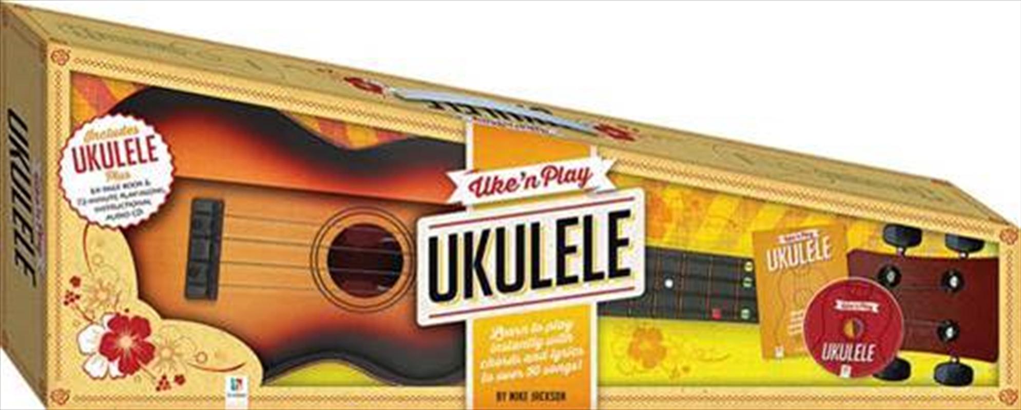 Ukulele - Uke'n Play | Merchandise
