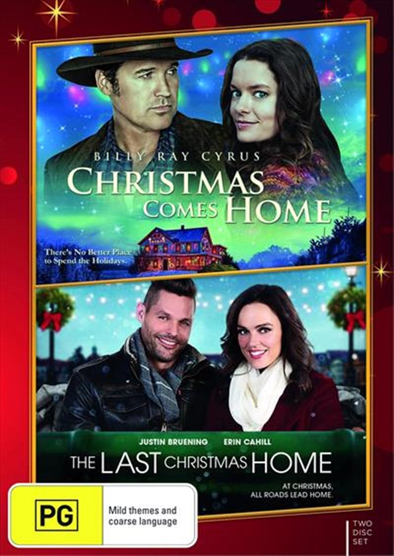 Christmas Comes Home / The Last Christmas Home | Christmas Double | DVD
