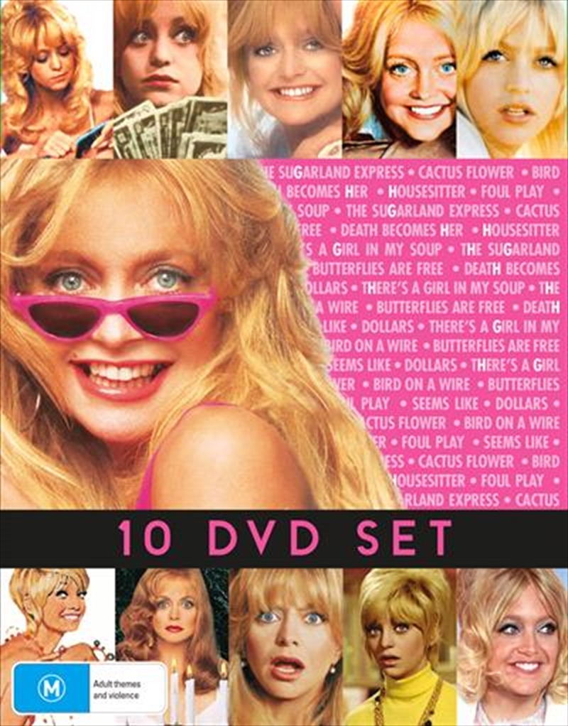 Goldie Hawn | Collection | DVD