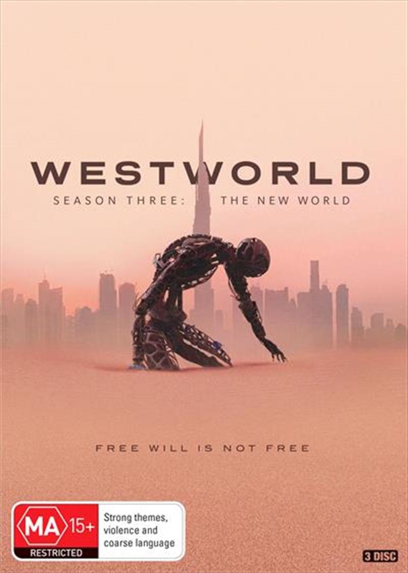 Westworld - Season 3   DVD