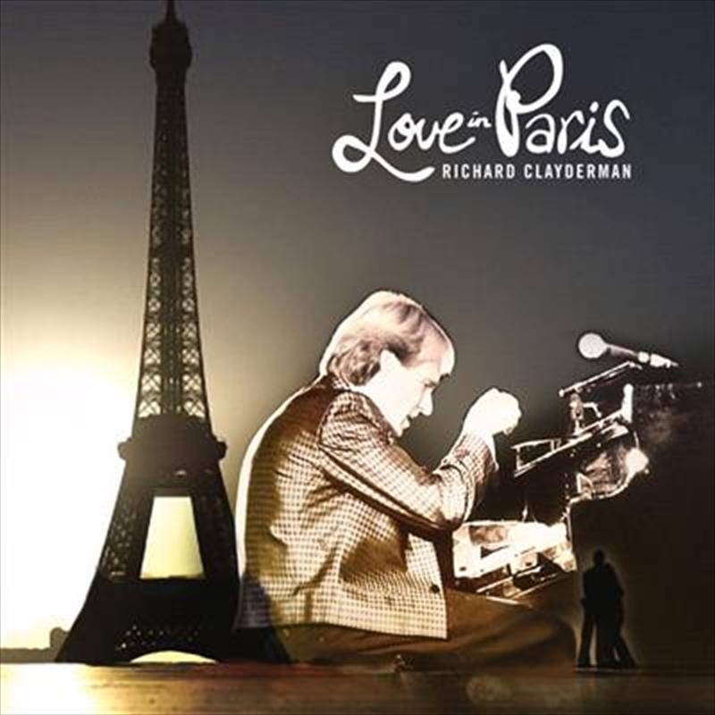 I Love Paris   CD