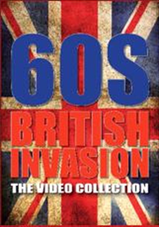 60's British Invasion - Video Collection | DVD