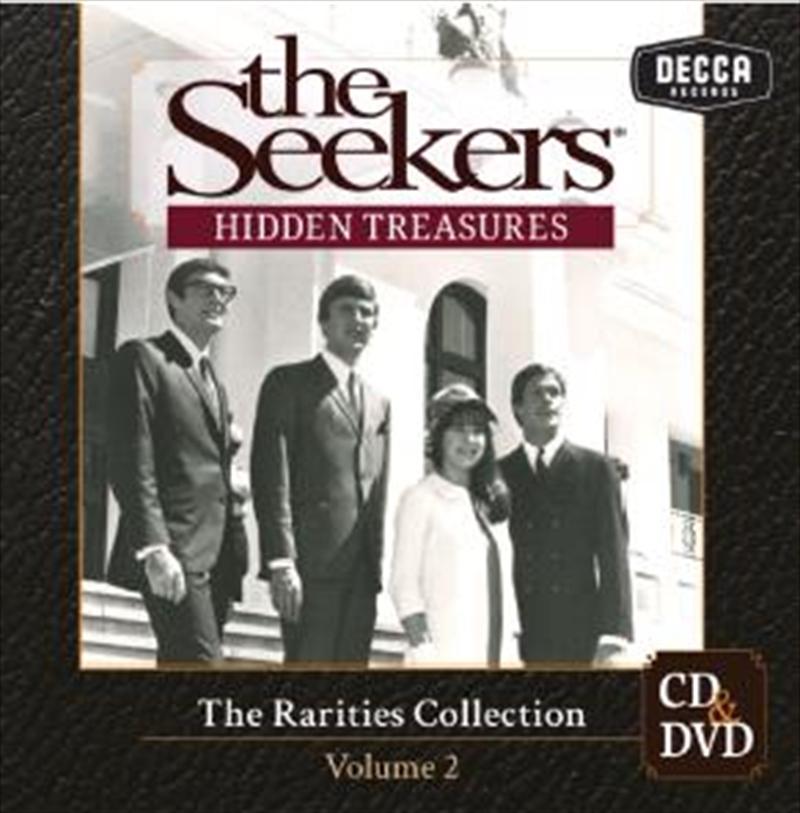 Hidden Treasures - Vol 2 - Rarities Collection   CD