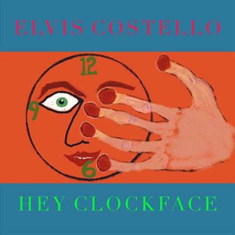 Hey Clockface   CD
