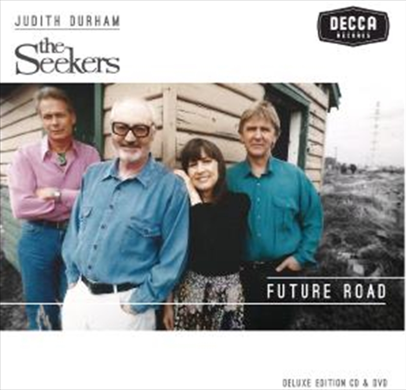 Future Road | CD/DVD