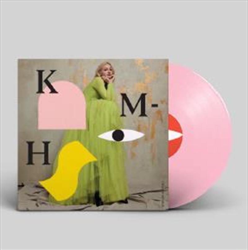 Child In Reverse - Pink Coloured Vinyl  (BONUS SET OF 4 POSTCARDS) | Vinyl