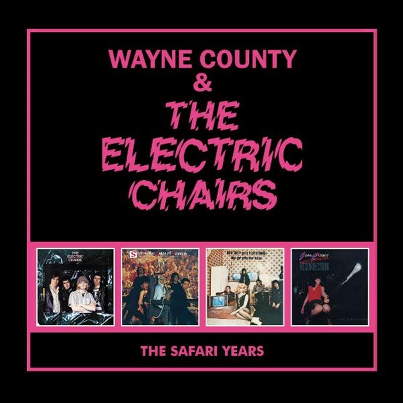 Safari Years   CD