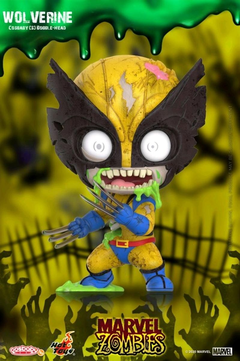 Wolverine Cosbaby   Merchandise