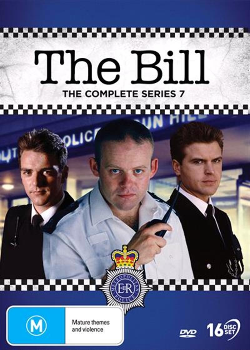 Bill - Series 7, The | DVD