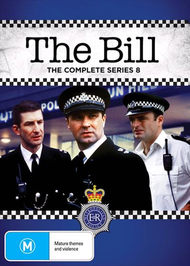 Bill - Series 8, The | DVD