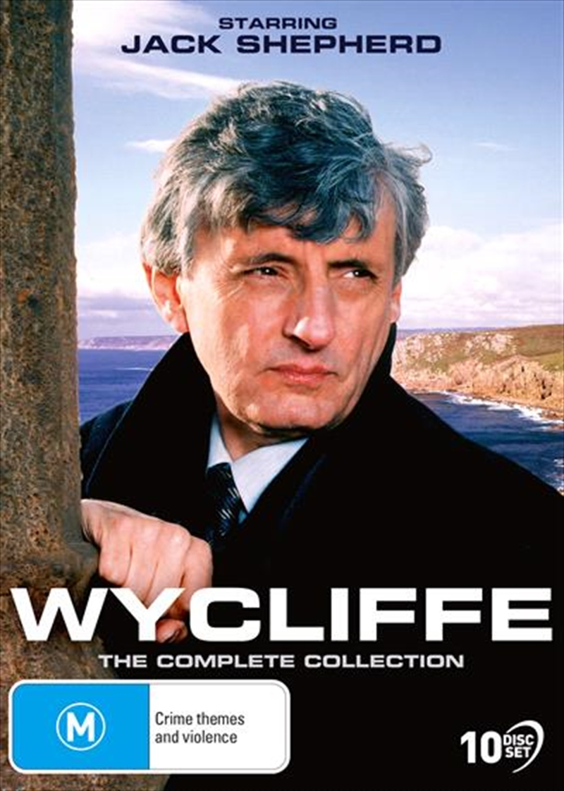 Wycliffe | Complete Collection | DVD
