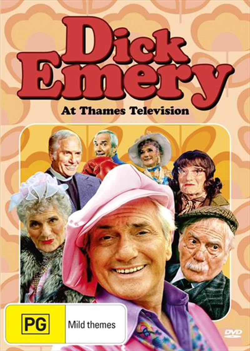Dick Emery - At Thames Television | DVD