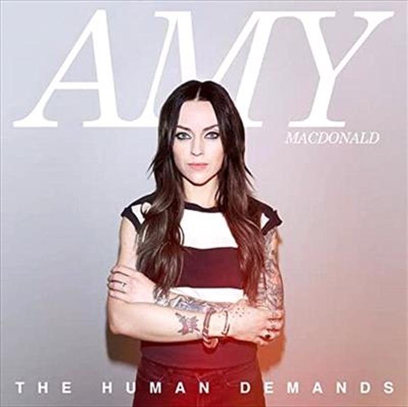 Human Demands - Deluxe Edition | CD