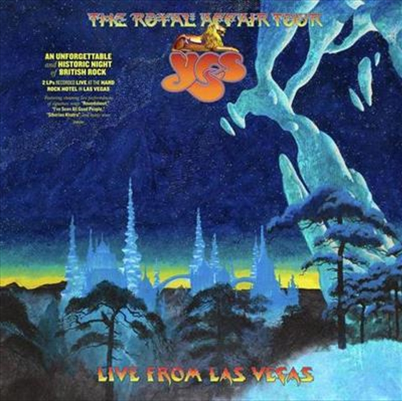Royal Affair Tour   CD