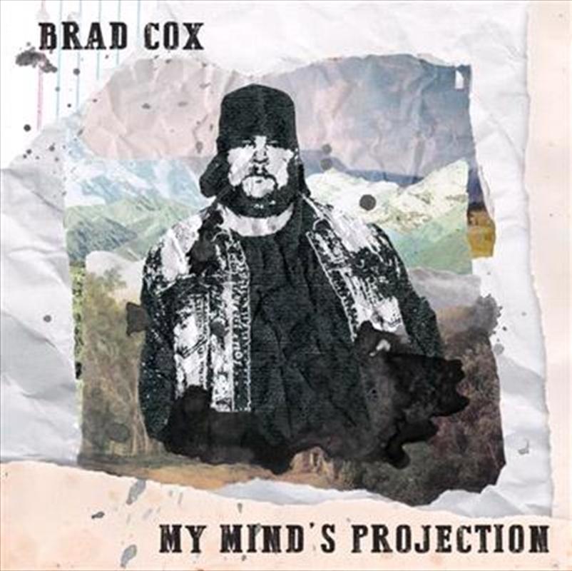My Mind's Projection (SIGNED COPY & BONUS STUBBY HOLDER) | CD