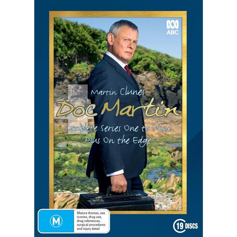 Doc Martin - Season 1-9 - Limited Edition | DVD