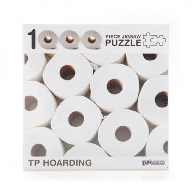 Toilet Paper 1000 Piece Jigsaw Puzzle | Merchandise
