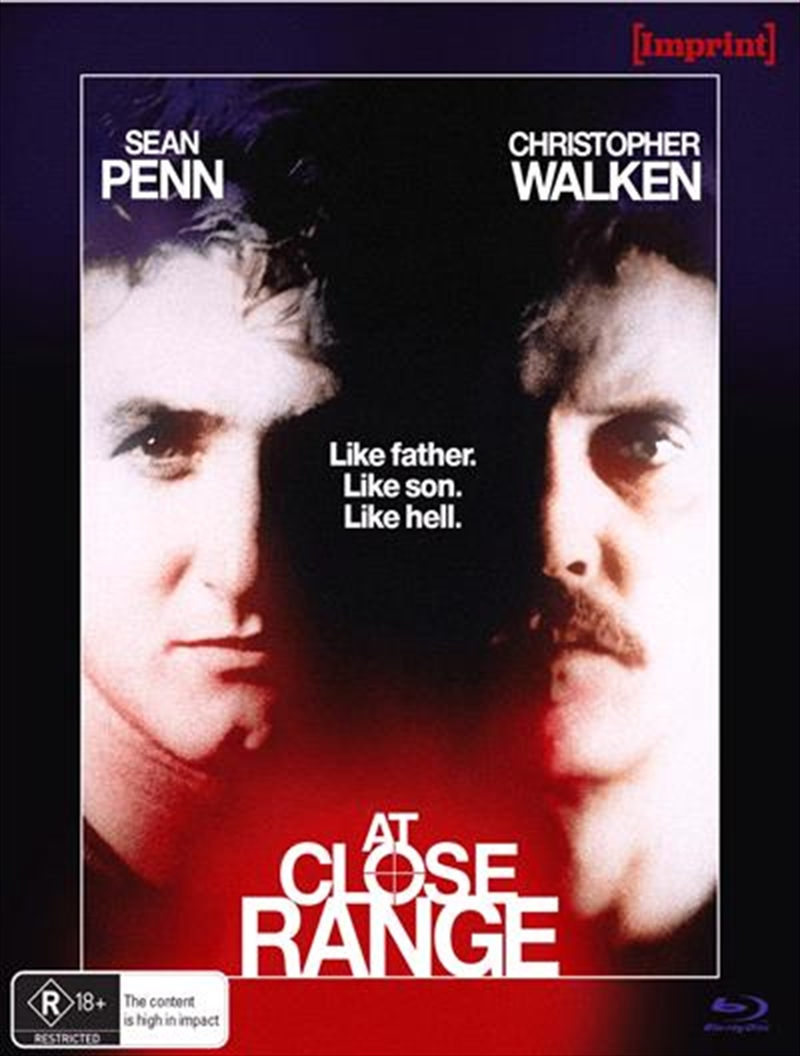 At Close Range | Imprint Collection 25 | Blu-ray