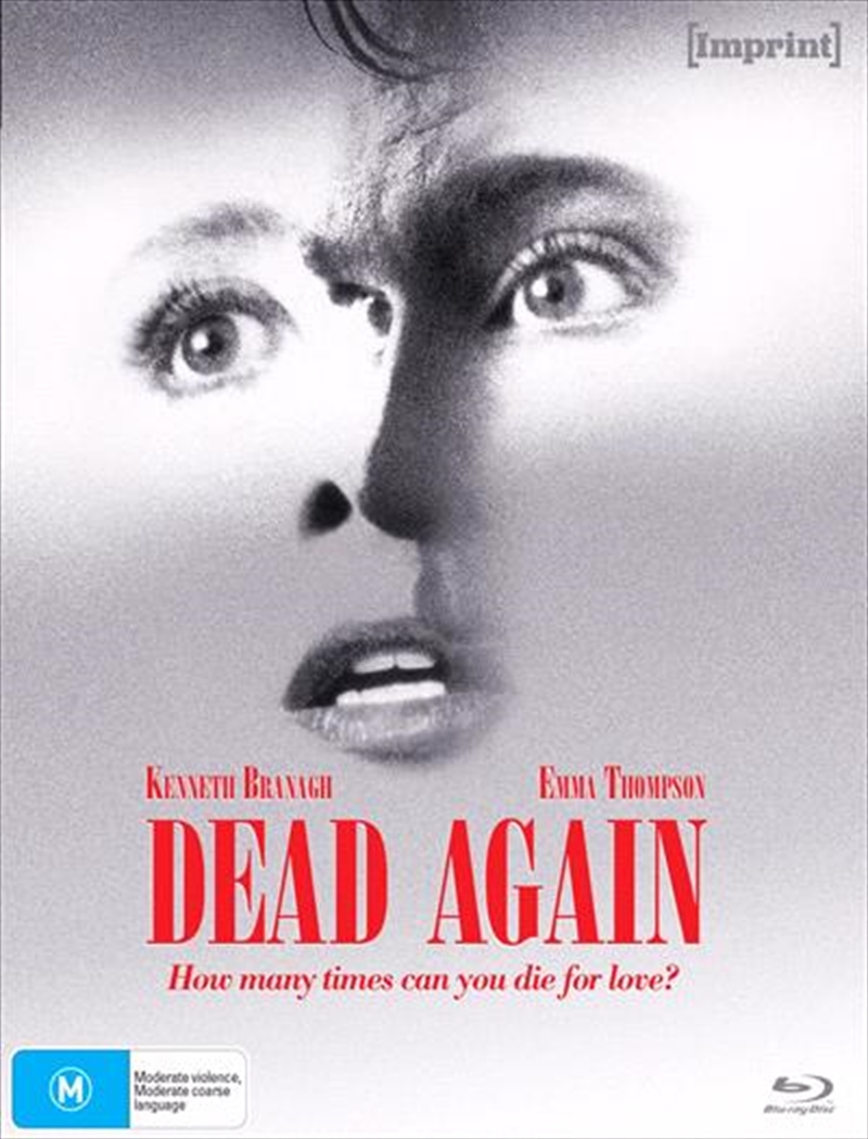 Dead Again | Imprint Collection 23 | Blu-ray
