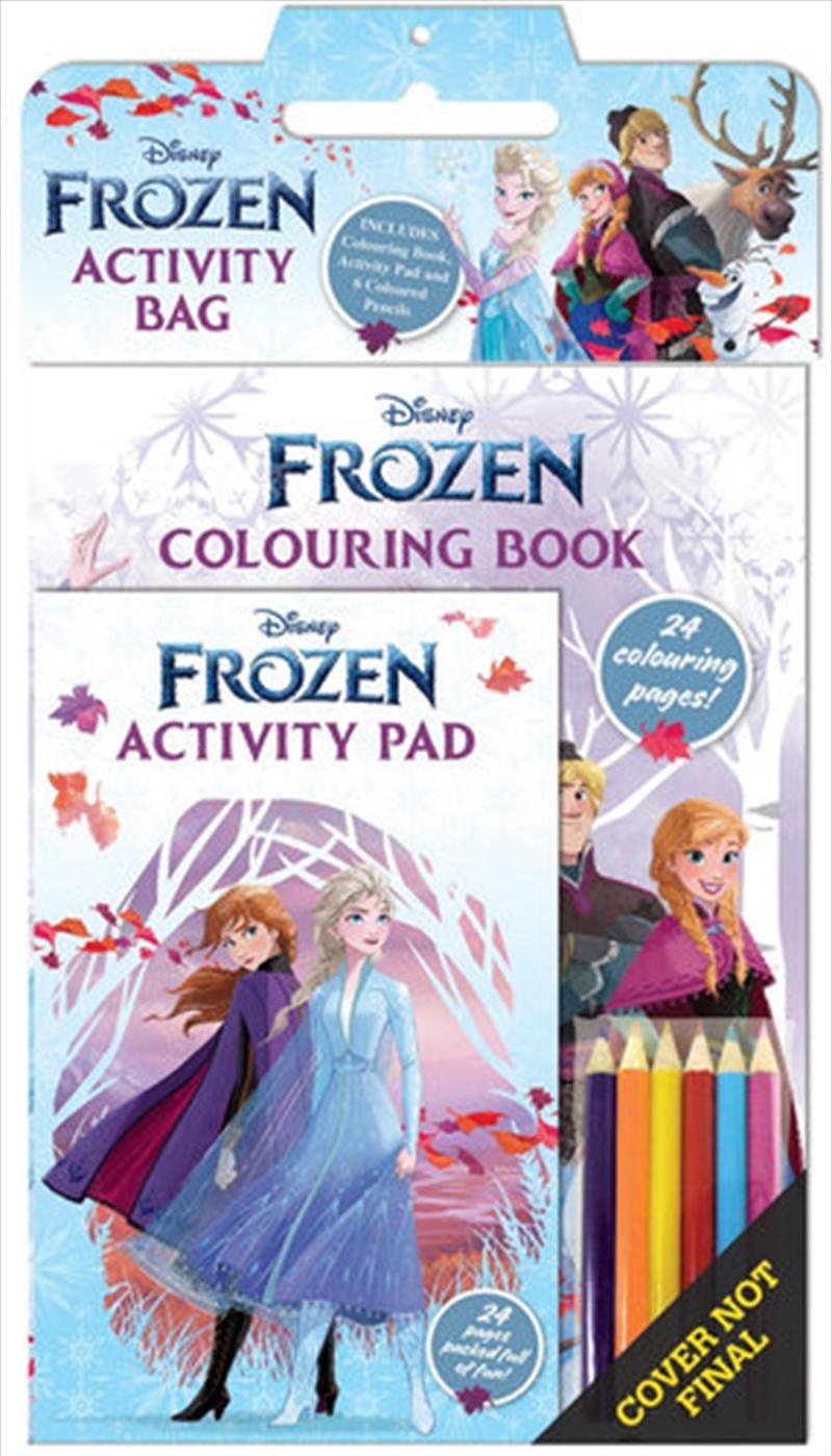 Frozen Classic: Activity Bag (disney) | Colouring Book