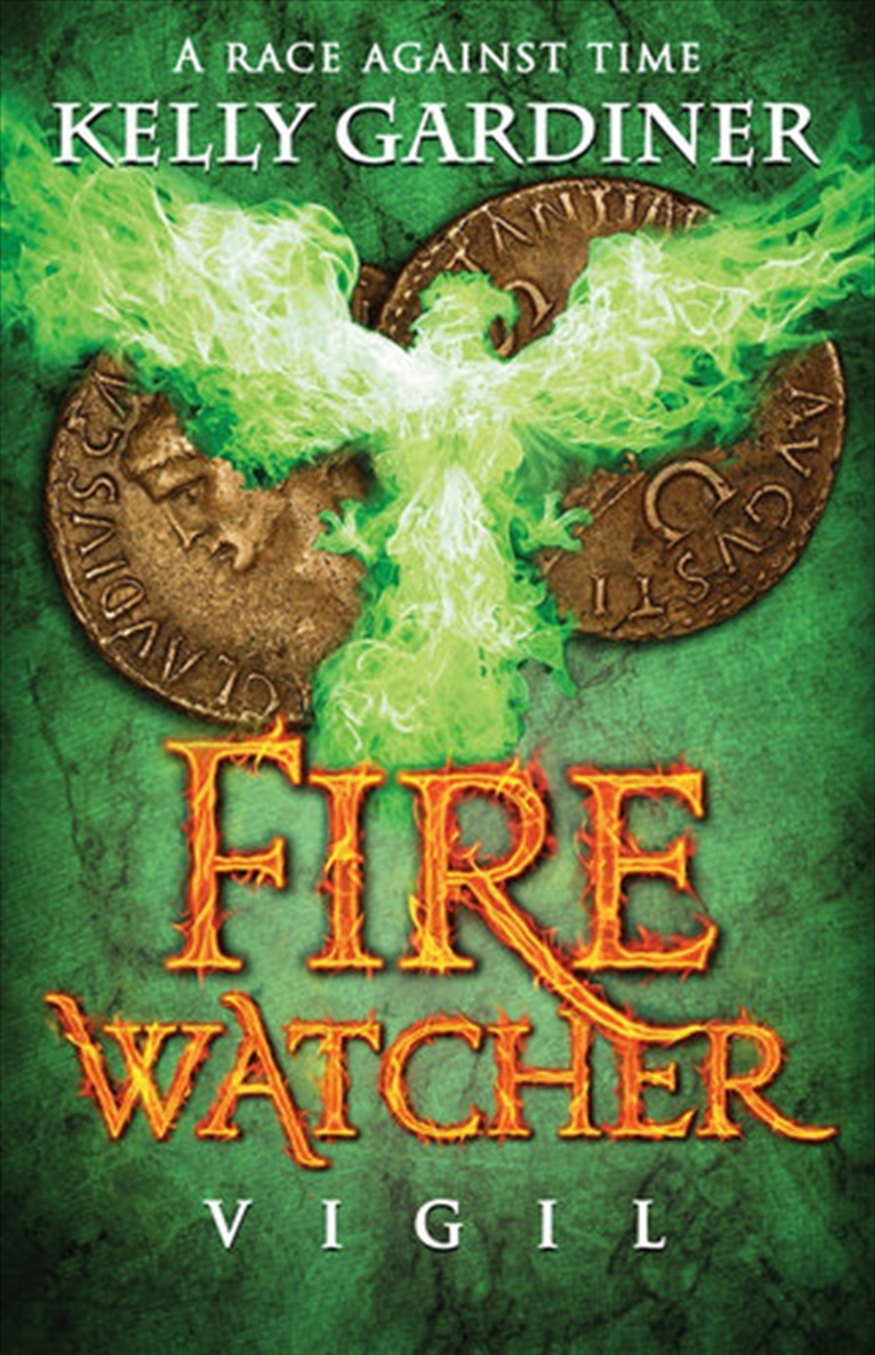 Fire Watcher #3: Vigil | Paperback Book