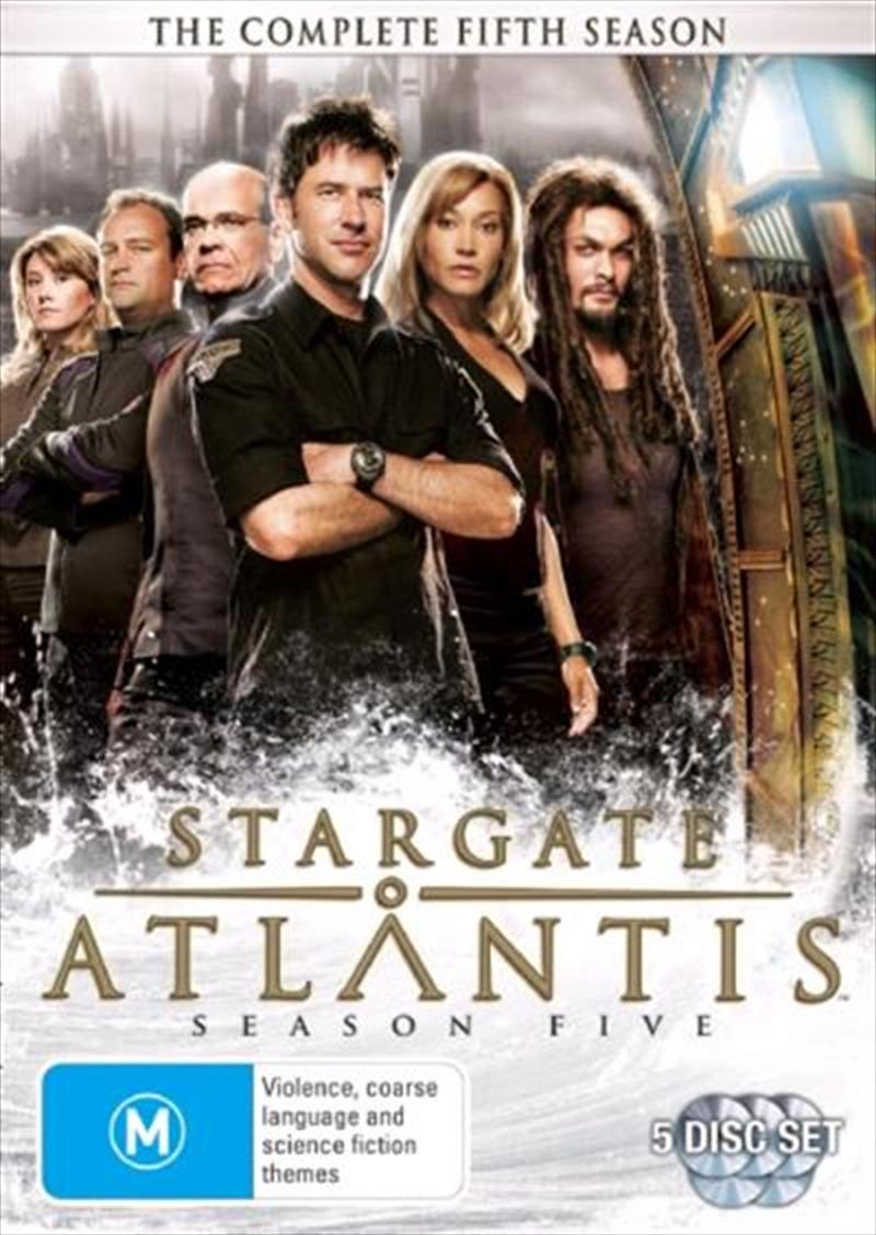 Stargate Atlantis - Season 5 | DVD