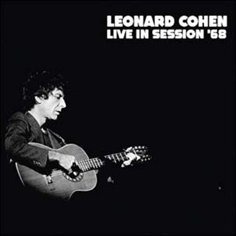 Live Sessions In 68 | CD