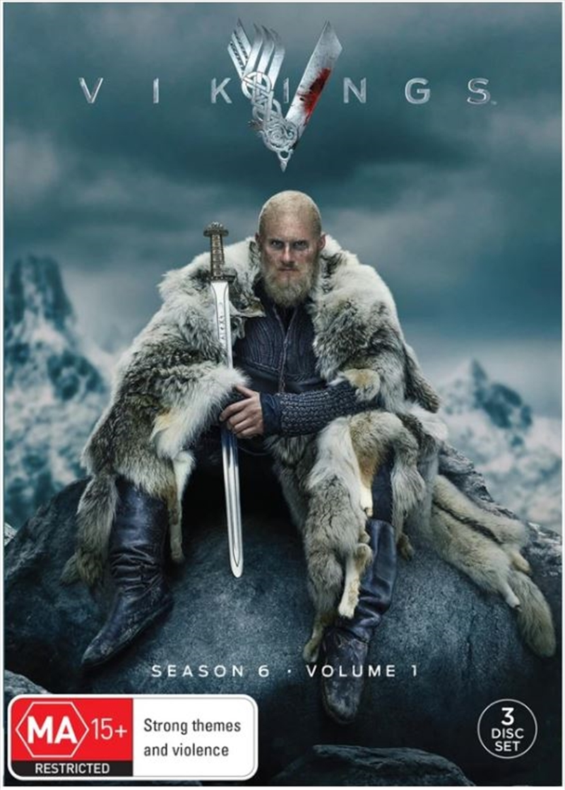 Vikings - Season 6 - Part 1 | DVD