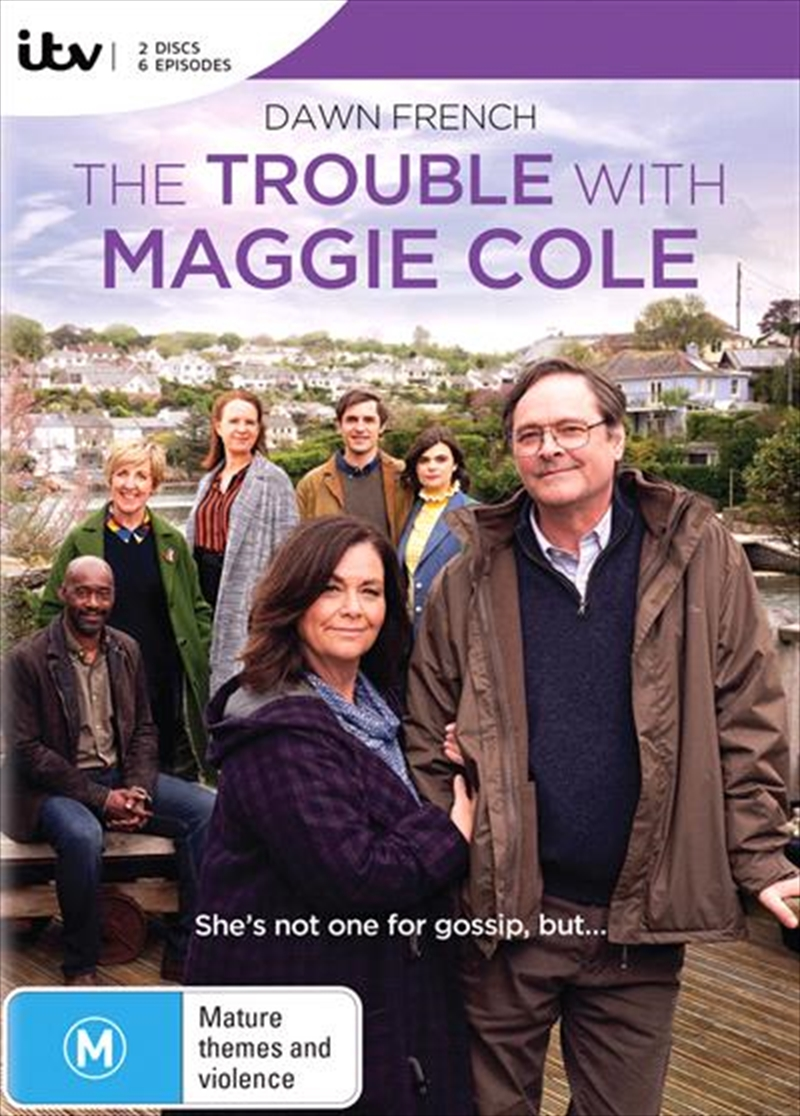 Trouble with Maggie Cole, The | DVD