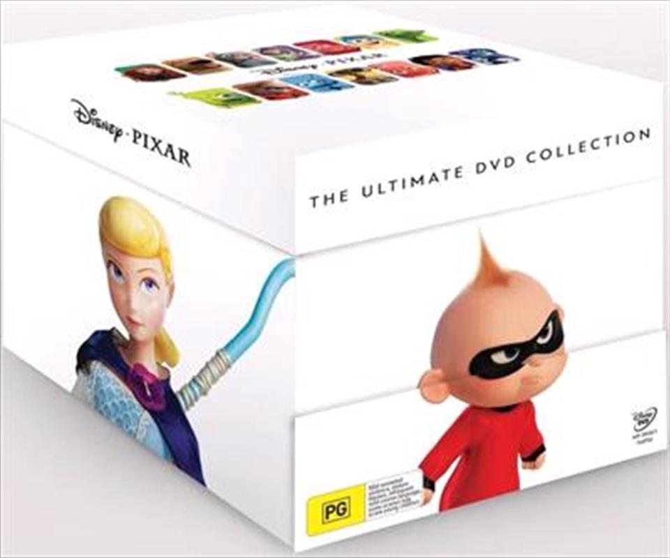 Pixar | Collection | DVD