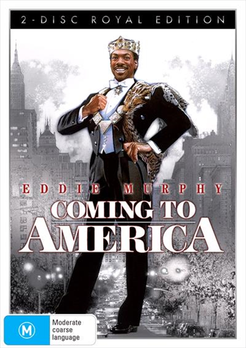 Coming To America  Special Edition | DVD