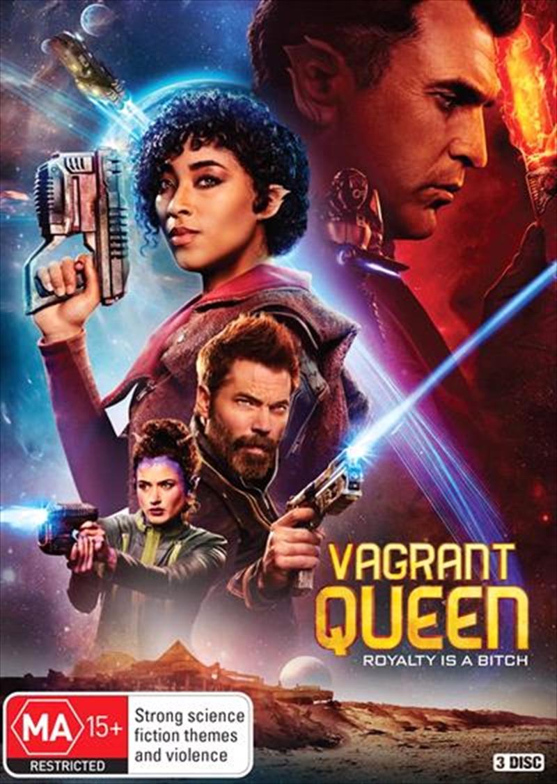 Vagrant Queen | DVD